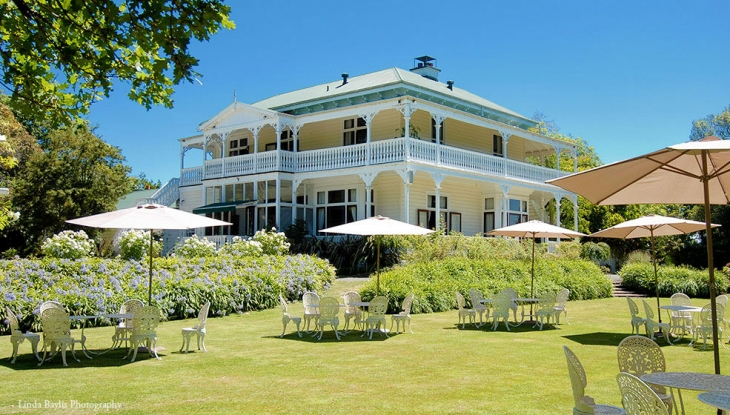 Ormlie Lodge Hawkes Bay New Zealand