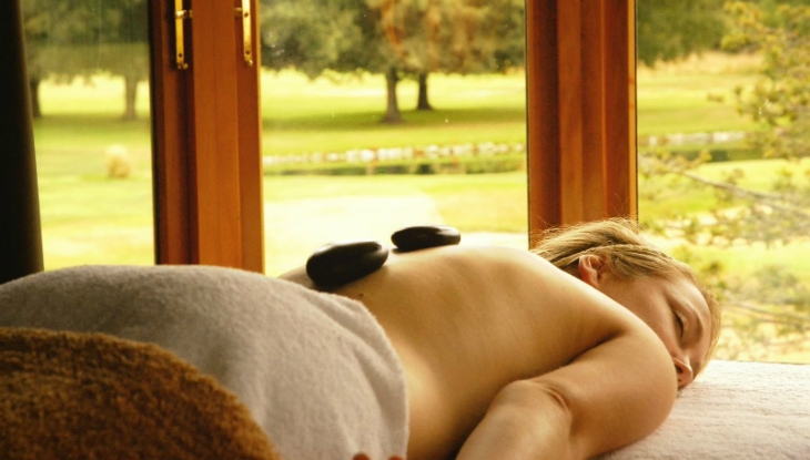 Terrace Downs Resort, Christchurch, massage and spa