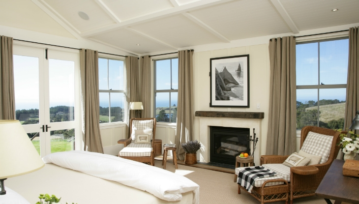 Cape Kidnappers Owners Cottage, bedroom