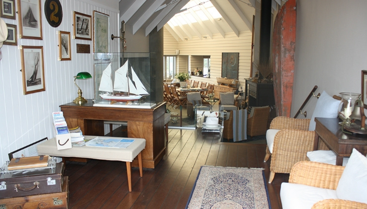 The Boatshed, Waiheke