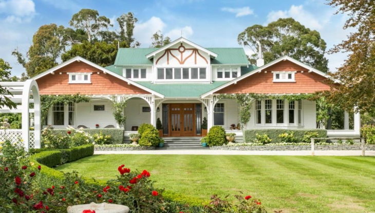 Glen Aros Country Estate, Hawkes Bay