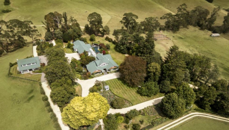 Glen Aros Country Estate, New Zealand