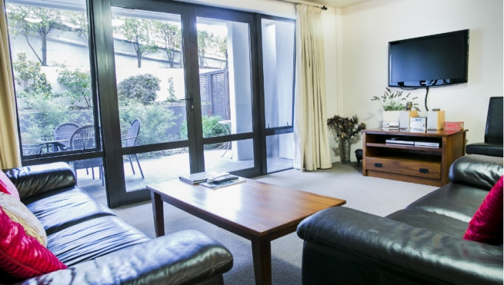 Private Accommodation, Queenstown