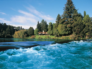 Huka Lodge - Eight-night Pacific Time Package 2017-2018