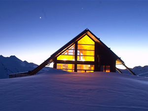 Whare Kea Chalet - New Zealand