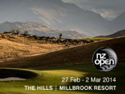 New Zealand Golf Open 2014
