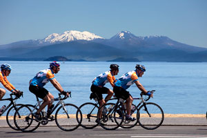 Contact Lake Taup? Cycle Challenge 2014