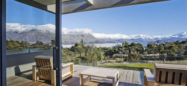 Release Private Retreat, Wanaka, New Zealand