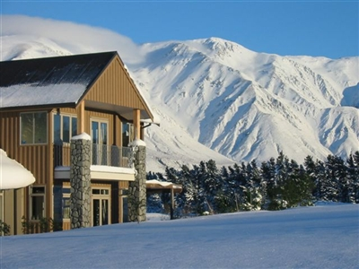 Heli taxi service to mt hutt from terrace downs luxury for Terrace downs