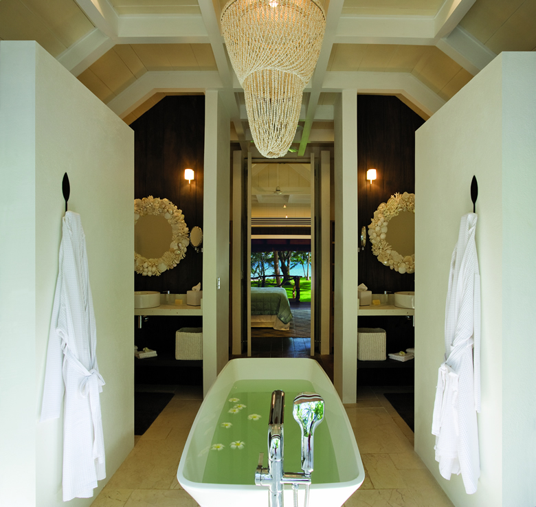 Dolphin Island Bathroom