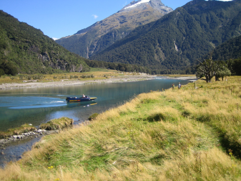 Siberia Valley, Mt Aspiring National Park, New Zealand
