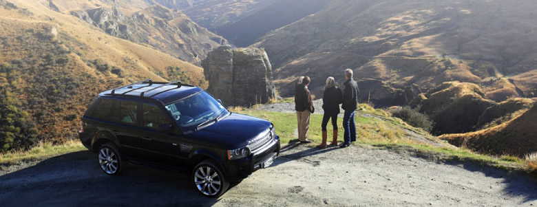 Luxury vehicle transfers New Zealand