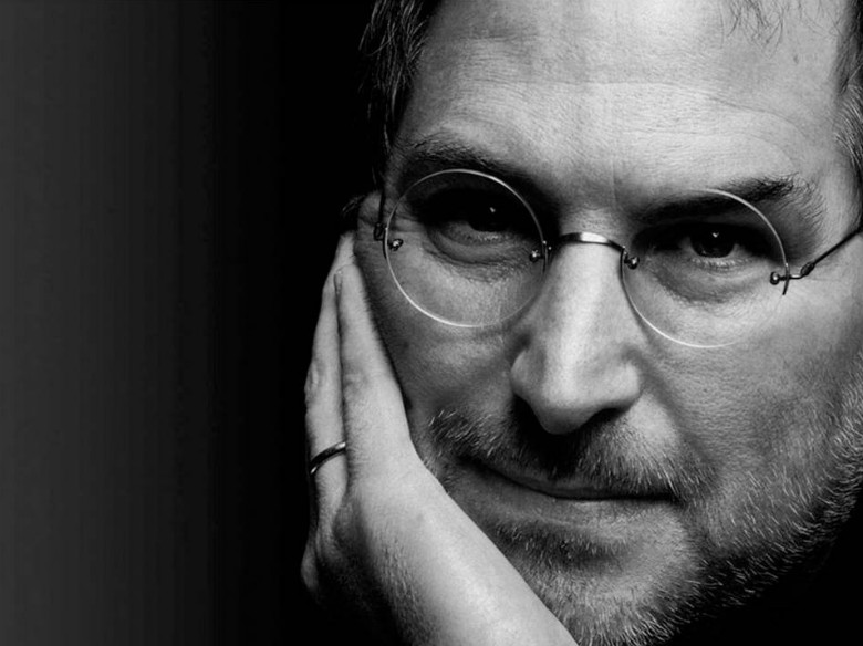 The late, great Steve Jobs