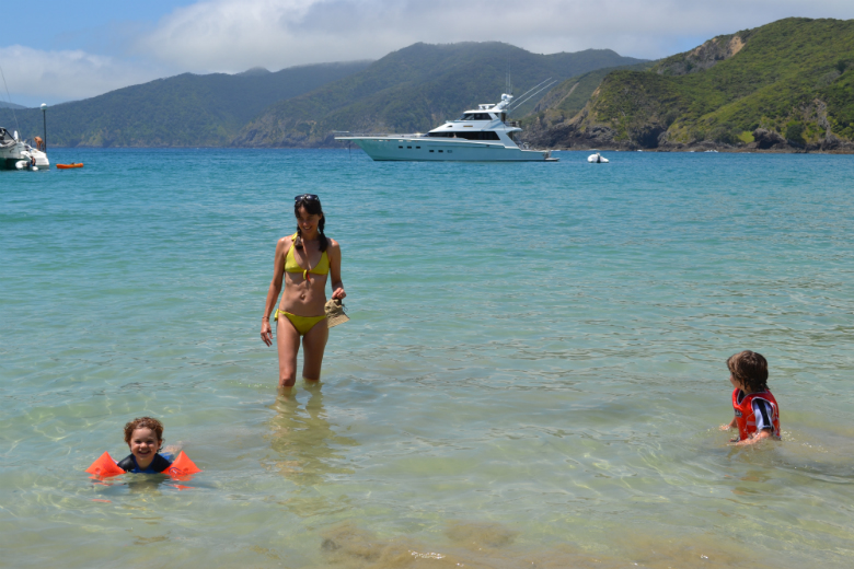 The Bay of Islands is a top 10 New Zealand experience
