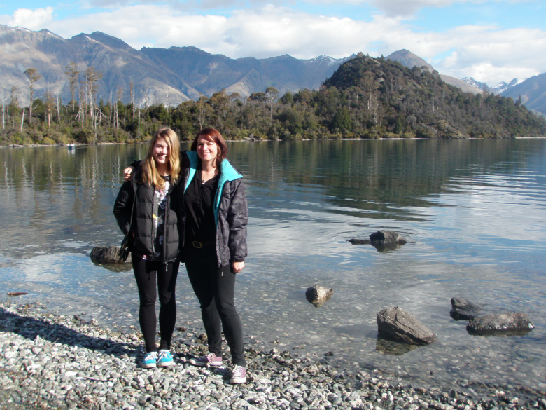 Kay and Daughter Queenstown
