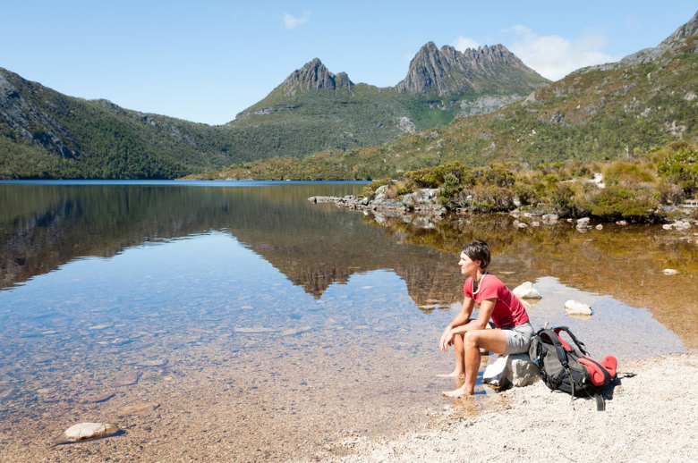 Cradle Mountain Lake, Australia