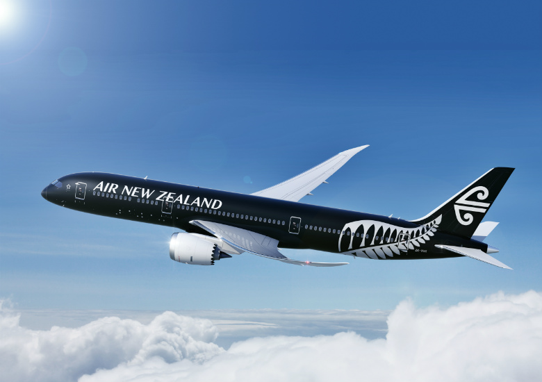 Air NZ 787 Dreamliner