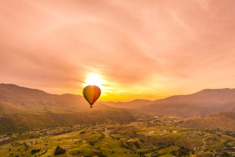 Hot Air Ballooning Queenstown