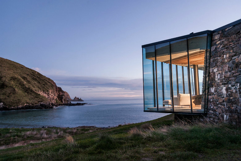 Seascape is a stunning property at the upper end of your New Zealand travel budget