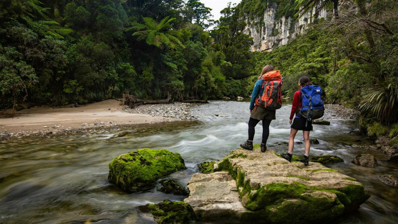 New Zealand's newest great walk, the Paparoa Track