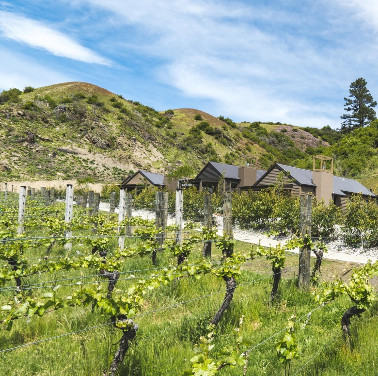 Gibbston Valley Lodge and Spa in Queenstown