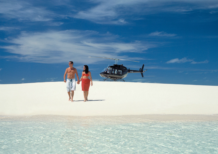 Photo credit, GBR helicopters