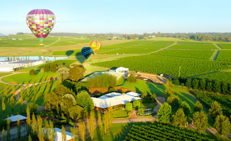 Hunter Valley, Sydney, Australia