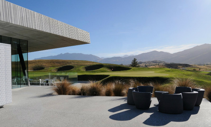 The Hills golf course, Queenstown