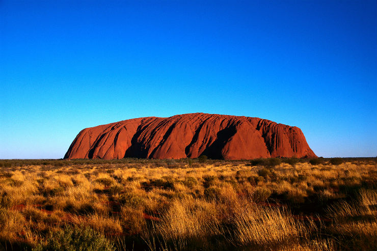 Ayers Rock holiday