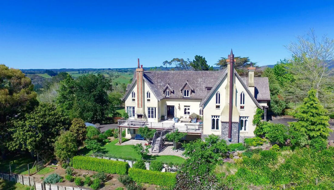 Great French Country House Nice Design