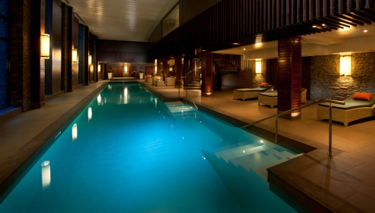 The Hilton Hotel Queenstown, pool