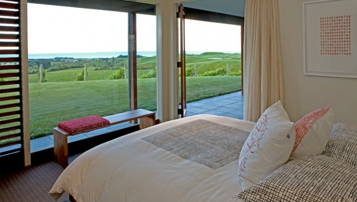 Haumoana House bedroom, Millar rd, Hawkes Bay