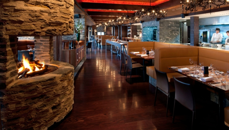 Wakatipu Grill at The Hilton Queenstown