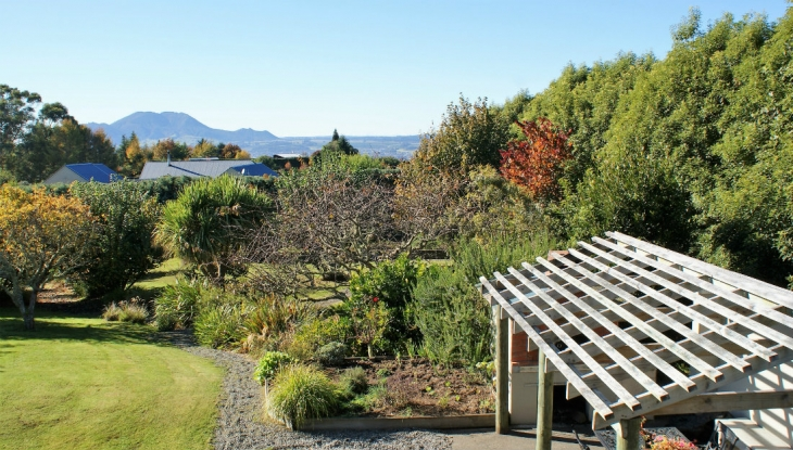 Chalet Eiger Taupo, outdoor entertaining
