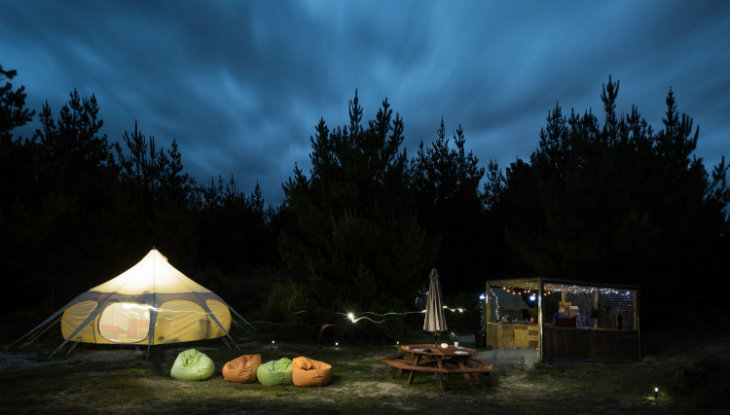 Glamping Wilding Pines