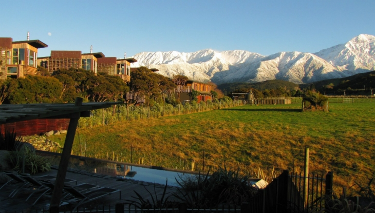 Hapuku Lodge, Kaikoura, New Zealand