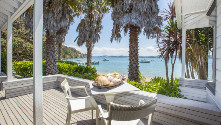 The Beach House, Kawau