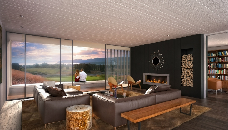 The Lodge at Kinloch, Taupo