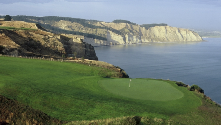 Cape Kidnappers Lodge, Hawkes Bay, golf