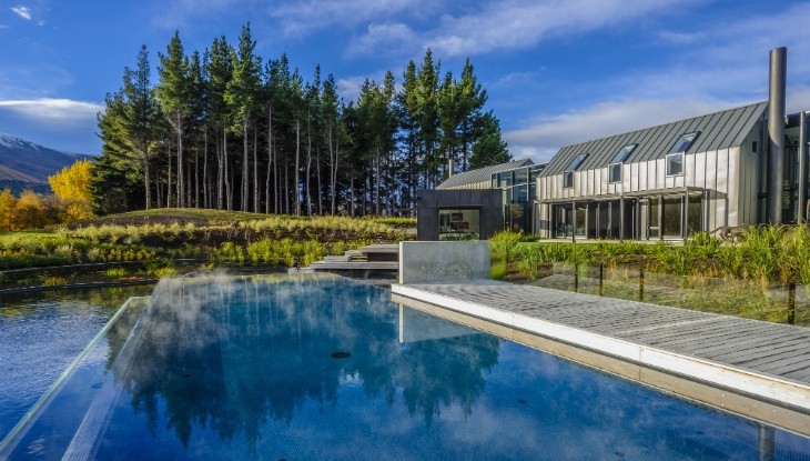 Lodge at the Hills, pool