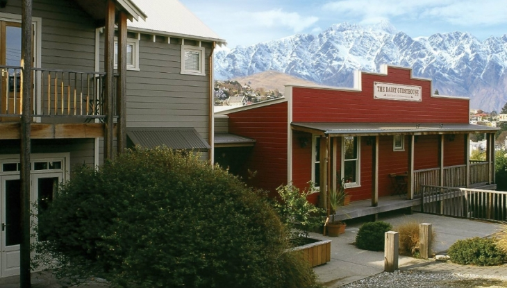 The Dairy Hotel, Queenstown