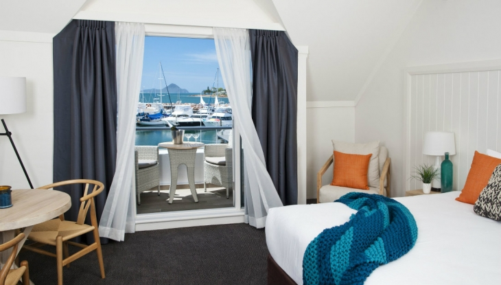 Anchorage Port Stephens, Anchorage room