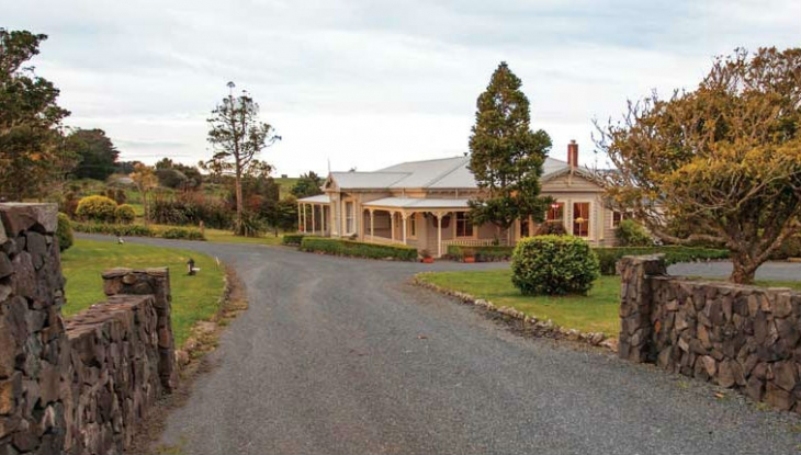 Waipoua Lodge, Northland, New Zealand