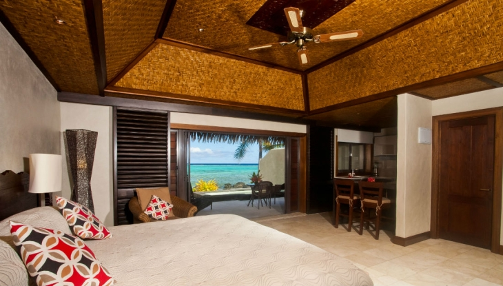 Te Manava Resort, Luxury Accommodation, Rarotonga